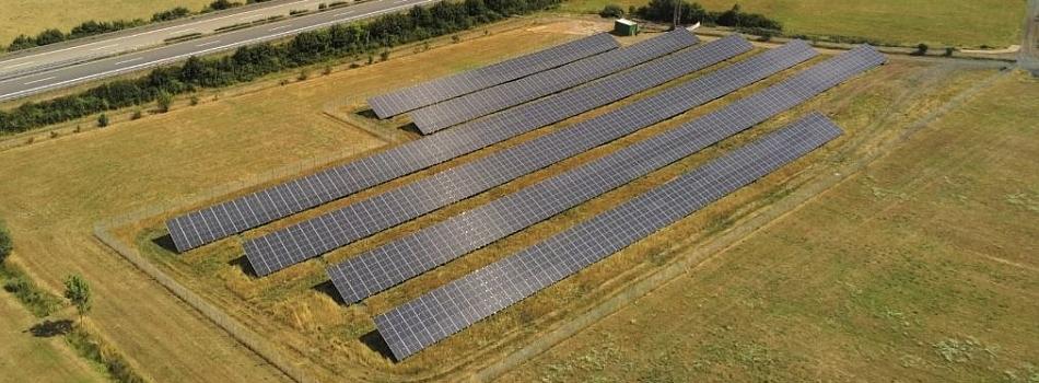 Solarpark Alten Buseck